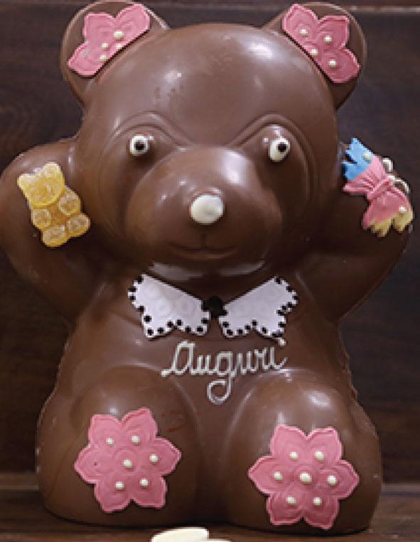 Orsetto di Cioccolato