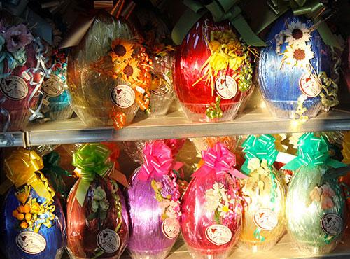 Glober Dolciaria: Uova di Pasqua